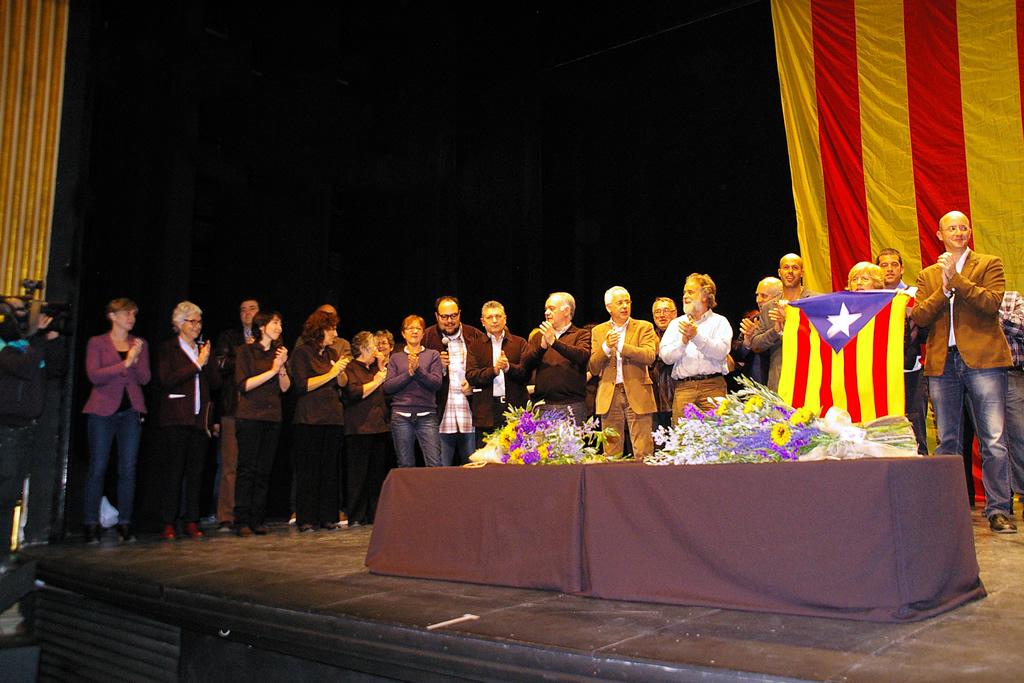 Teatre Conservatori de Manresa 15/02/2014